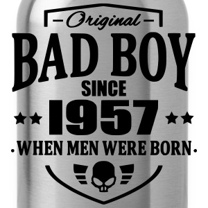 Bad Boy Since 1957 Magliette - Borraccia