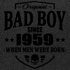 Bad Boy Since 1959 Tee shirts - Casquette snapback