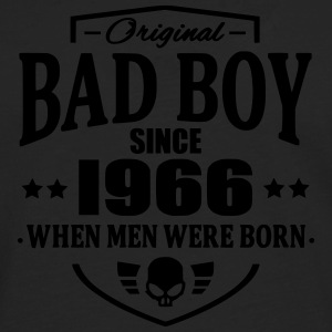 Bad Boy Since 1966 Camisetas - Camiseta de manga larga premium hombre