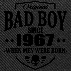 Bad Boy Since 1967 T-Shirts - Snapback Cap