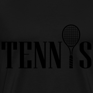 Tennis Tops - Men's Premium T-Shirt