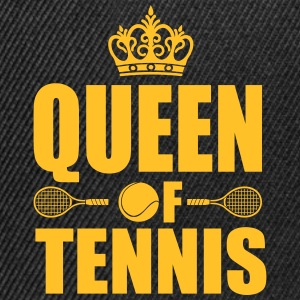 Queen of Tennis Sweaters - Snapback cap