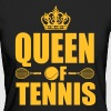 Queen of Tennis Magliette - T-shirt ecologica da donna