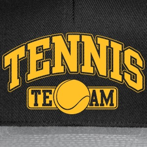 Tennis Team Shirts - Snapback cap