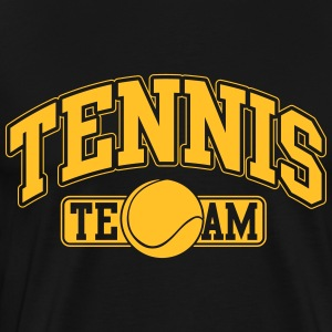 Tennis Team Sweaters - Mannen Premium T-shirt