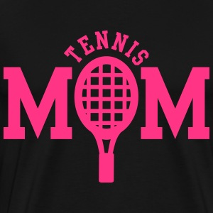 Tennis Mom Tops - Männer Premium T-Shirt