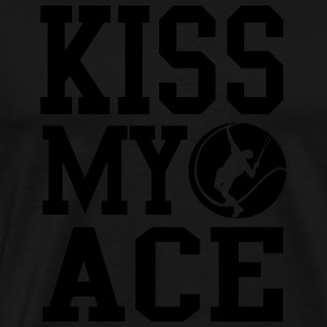Tennis - kiss my ace Tank Tops - Men's Premium T-Shirt