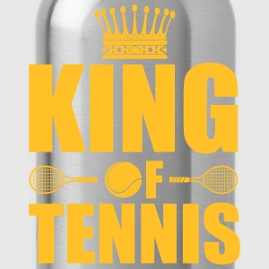 King of tennis Shirts - Water Bottle