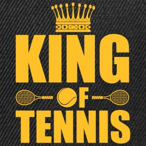 King of tennis Tanktops - Snapback cap