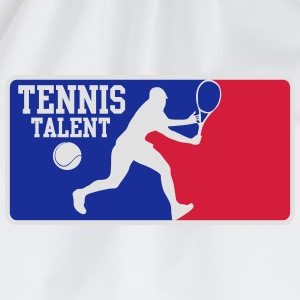 Tennis talent Singlets - Gymbag