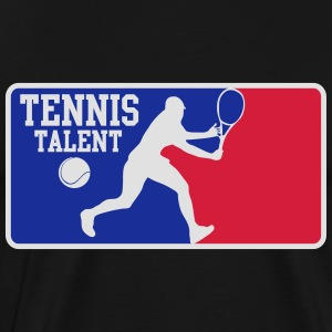 Tennis talent Gensere - Premium T-skjorte for menn