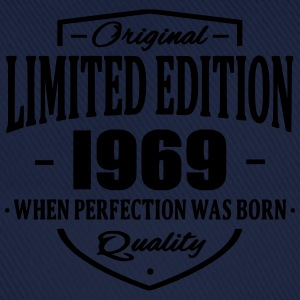 Limited Edition 1969 - Baseballcap
