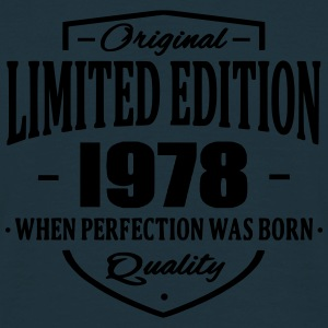 Limited Edition 1978 - T-shirt Homme
