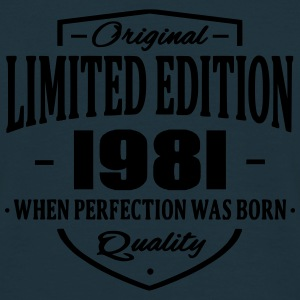 Limited Edition 1981 - T-shirt Homme