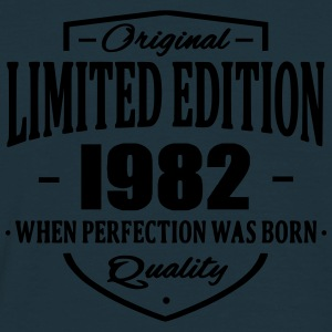 Limited Edition 1982 - Mannen T-shirt