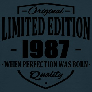 Limited Edition 1987 - Men's T-Shirt