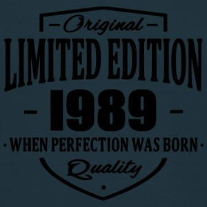 Limited Edition 1989 - Men's T-Shirt