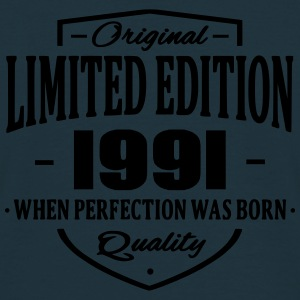 Limited Edition 1991 - Mannen T-shirt