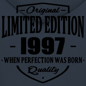 Limited Edition 1997 - Men's Premium Hooded Jacket