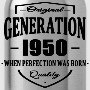 Generation 1950 - Water Bottle