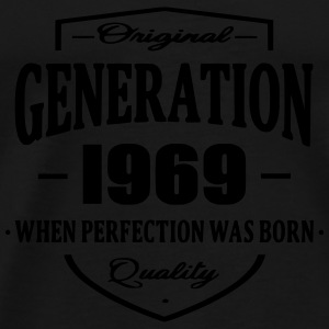 Generation 1969 - Men's Premium T-Shirt