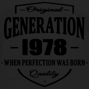 Generation 1978 - Men's Premium Longsleeve Shirt