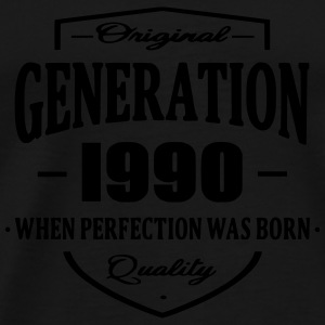 Generation 1990 - Men's Premium T-Shirt
