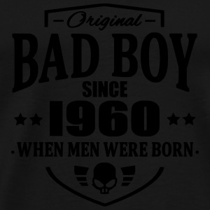 Bad Boy Since 1960 - T-shirt Premium Homme