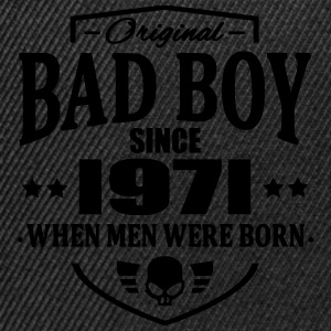 Bad Boy Since 1971 - Gorra Snapback
