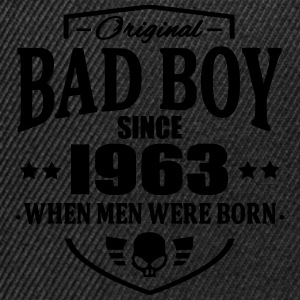 Bad Boy Since 1963 - Snapback Cap