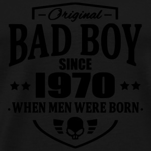 Bad Boy Since 1970 - Mannen Premium T-shirt