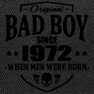 Bad Boy Since 1972 - Gorra Snapback