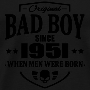 Bad Boy Since 1951 - Mannen Premium T-shirt