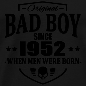 Bad Boy Since 1952 - Mannen Premium T-shirt