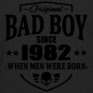 Bad Boy Since 1982 - Men's Premium Longsleeve Shirt