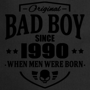 Bad Boy Since 1990 - Cooking Apron
