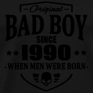 Bad Boy Since 1990 - Premium-T-shirt herr