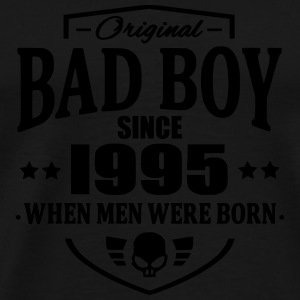 Bad Boy Since 1995 - Mannen Premium T-shirt