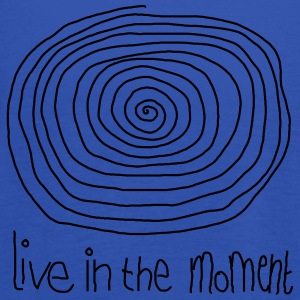Live In The Moment T-shirts - Vrouwen tank top van Bella