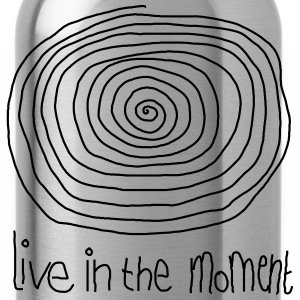 Live In The Moment T-shirts - Drinkfles