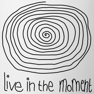 Live In The Moment Camisetas - Taza