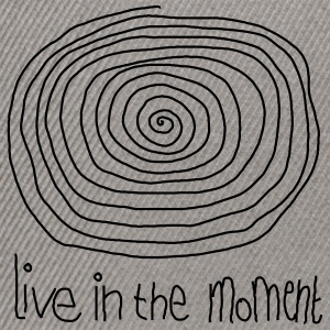 Live In The Moment T-shirts - Snapbackkeps