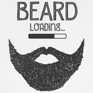 Beard Loading... T-shirts - Baseballcap