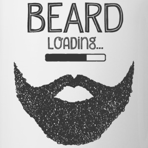 Beard Loading... T-shirts - Mugg