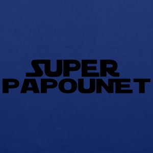 SUPER PAPOUNET Tee shirts - Tote Bag