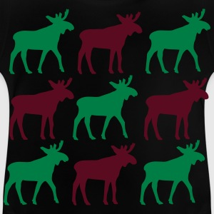 Nine Elk vector Sweats - T-shirt Bébé