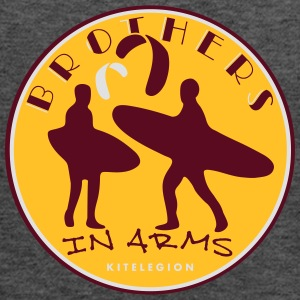 brothers in arms kite_vec dk T-shirts - Dame tanktop fra Bella