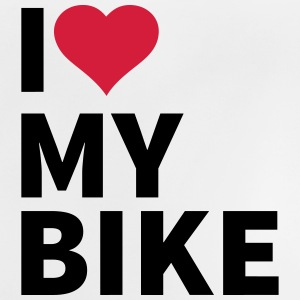 i love my bike Shirts - Baby T-Shirt