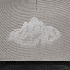 mountains Hoodies & Sweatshirts - Snapback Cap