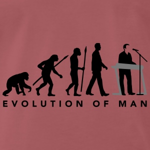 evolution_of_man_keyborder_112014_b_2c Accessoires - Männer Premium T-Shirt
